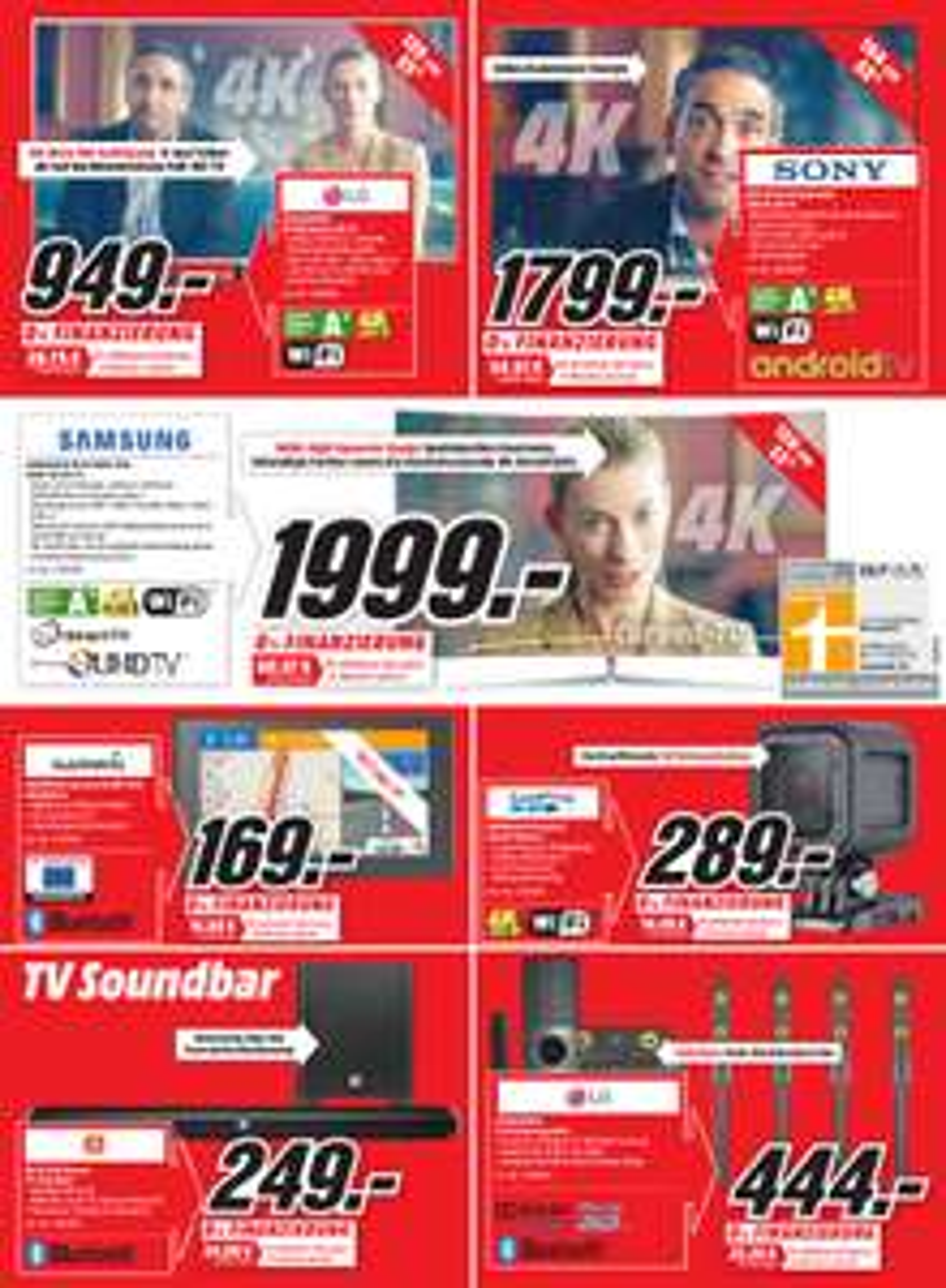 Lokal: Sony KD65XD8505 (65 Zoll 4k HDR TV) MediaMarkt-Main-Taunus-Zentrum (MTZ)