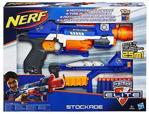 Nerf N-Strike Elite Stockade 15 € Amazon