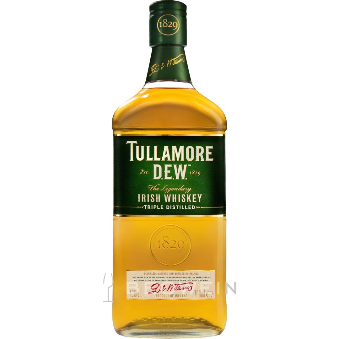 [LOKAL Rewe-Center Zittau] Tullamore Dew Irish Whiskey 0,7l 40%vol. für 12,99€