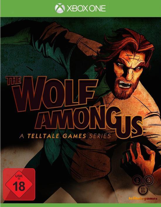 (Gamestop Offline) XBOX One / XBOX 360 The Wolf Among Us