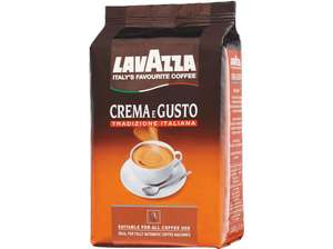 [Saturn] Late-Night-Shopping Lavazza Crema e Gusto 8,99€/kg inkl. Versandkosten