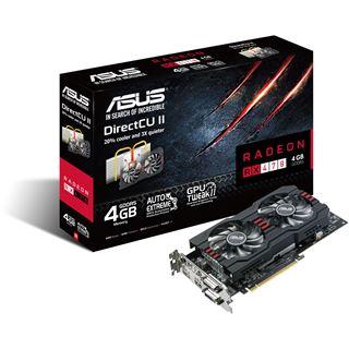 ASUS Radeon RX 470 4GB VRAM inkl. Hitman (Mindstar ~5 Stück auf Lager)