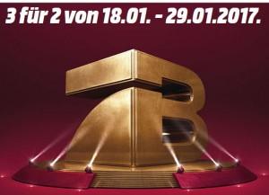 Media Markt: 3 für 2 Aktion auf Blu-rays & DVDs, u.a. mit Alien Anthology Box [Blu-ray] für 18,99€, Birdman [Blu-ray] für 7,99€ uvm.