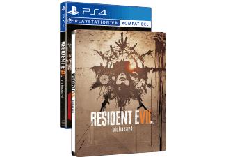 Resident Evil 7 biohazard PS4 Steelbook @ Media Markt