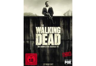 Walking Dead Staffel 1-6 für 117€ (Blu-Ray 129€) UNCUT @Media Markt