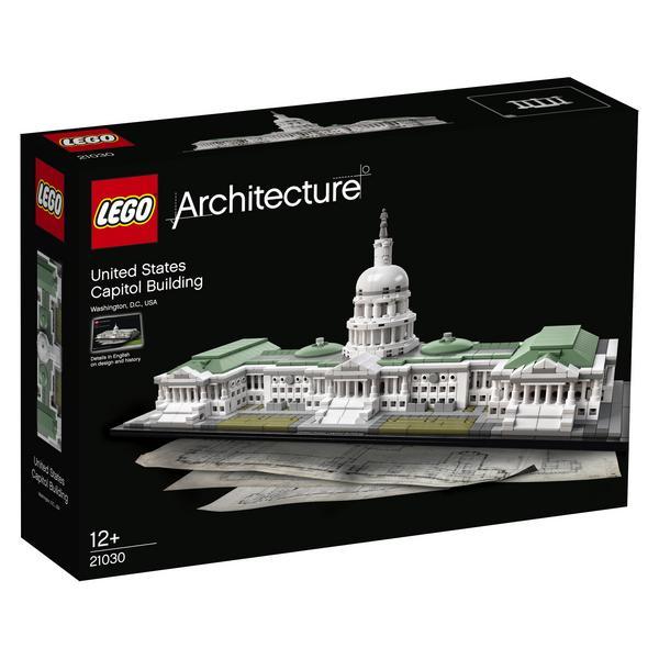 [Thalia] LEGO® Architecture 21030 - Das Kapitol  mit Gutschein nur 60,71€ inkl. Versand
