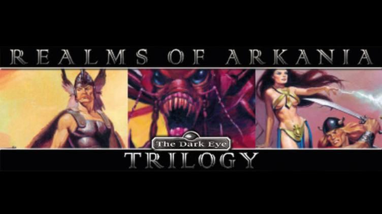 Das Schwarze Auge - Die Nordland Trilogie für 1,09€ [Bundle Stars] [Steam]