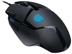 Logitech G402 Hyperion Fury Gaming-Maus für 32,40€ [Amazon.fr]
