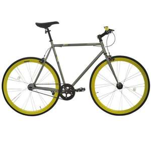 [2017] Muddyfox Fixie Bike (Grey/Lime/ oder Black/Blue) @ sportsdirect.com