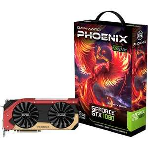 8GB Gainward GeForce GTX 1080 Phoenix Aktiv PCIe 3.0 x16 (Retail)