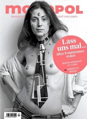 MONOPOL - Kunst-Lifestyle Magazin für 104,50€ mit 80€ Amazon-Gutschein