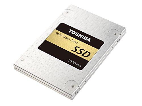 Toshiba Q300 Pro (15nm) SSD 512GB, 2.5 Zoll SATA, retail