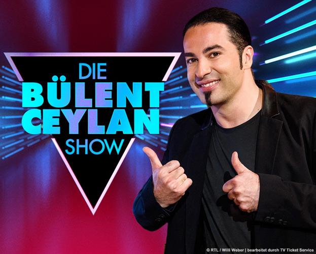 Freikarten Bülent Ceylan Show