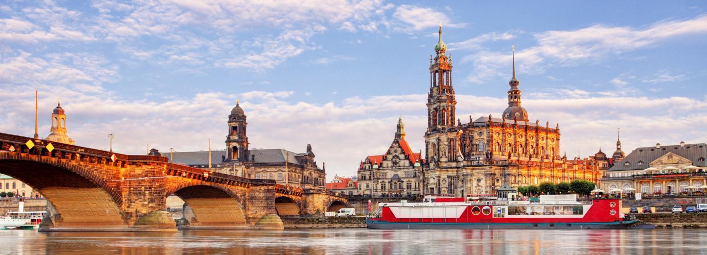 Dresden mit Semperoper zum Hammerpreis