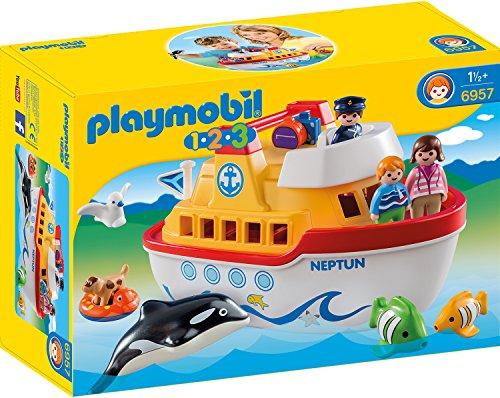 [amazon Prime] Playmobil 6957 - Mein Schiff zum Mitnehmen 15€ statt idealo 20,25€