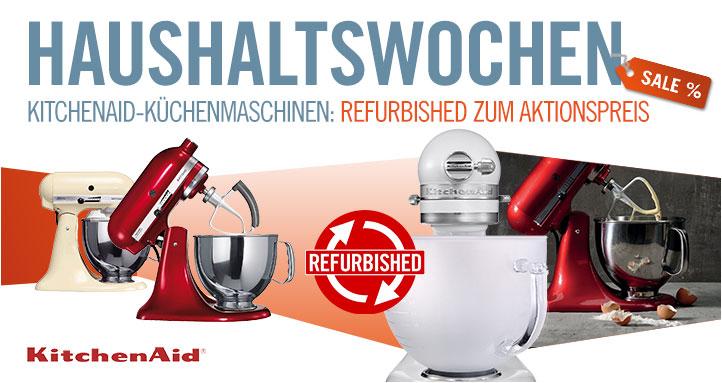 KitchenAid Artisan Küchenmaschine Refurbished