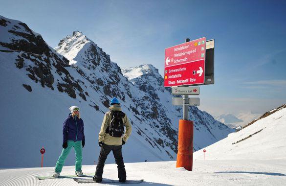 2 Tage Skipass, 1 Übernachtung + Busanfahrt,  im Skigebiet Lenzerheide Arosa 102,30€