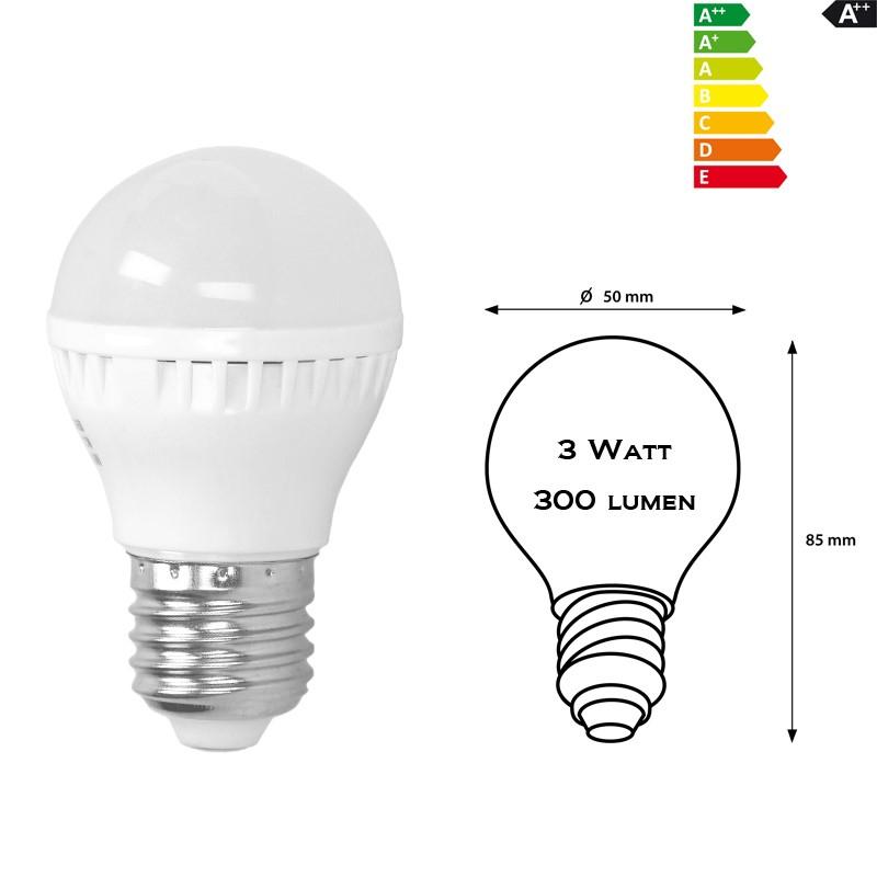 10 x E27 mit Energieeffizienzklasse A++ für 12,- inkl. versicherten Versand (Auf Rechnung möglich)