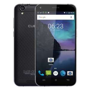 "[Gearbest] Cubot Manito, 5.0"", 4G (inkl. Bd. 20), Quad Core 1.3GHz, 3GB, 16GB, Android 6.0, GPS"