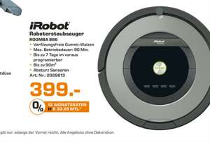 IRobot Roomba 866 in Hamburg *Saturn*