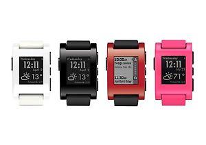 Pebble Smartwatch Classic E-Paper Display B-Ware