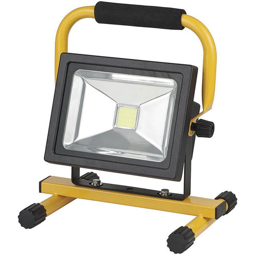 [Voelkner]Brennenstuhl LED-Außenstrahler 20W Kalt-Weiß mit Ersatzakku