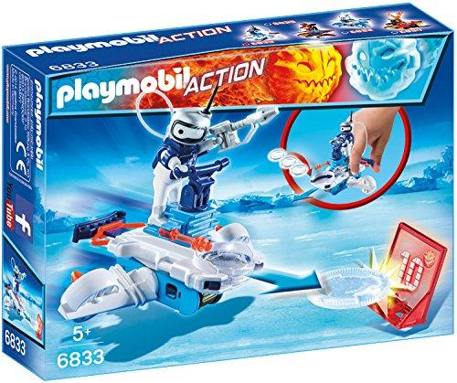 Playmobil 6833 - Icebot mit Disc-Shooter für 3,79€ als [Amazon Plusprodukt]