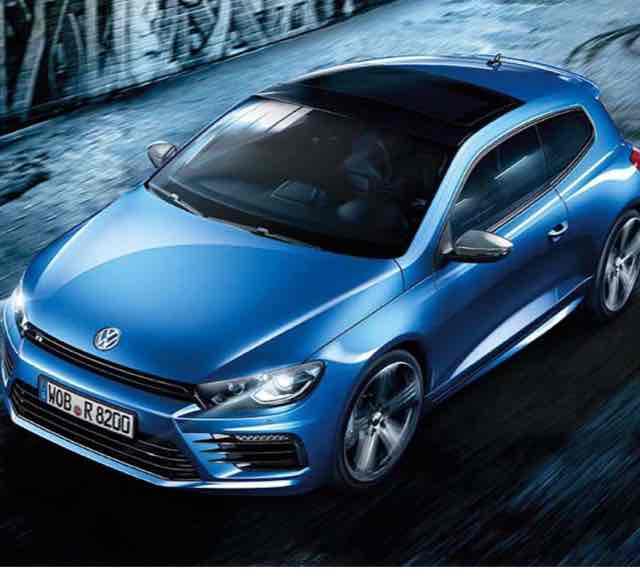 [Privat-Leasing] 18 Mo. Volkswagen Scirocco R: 109€ mtl. + 1.990€