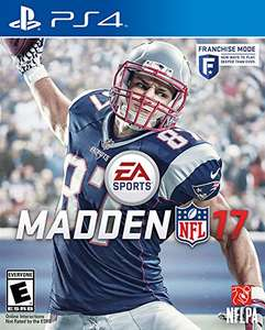 Madden NFL 17 (PS4/ Xbox One) für 24€ [Amazon.com]