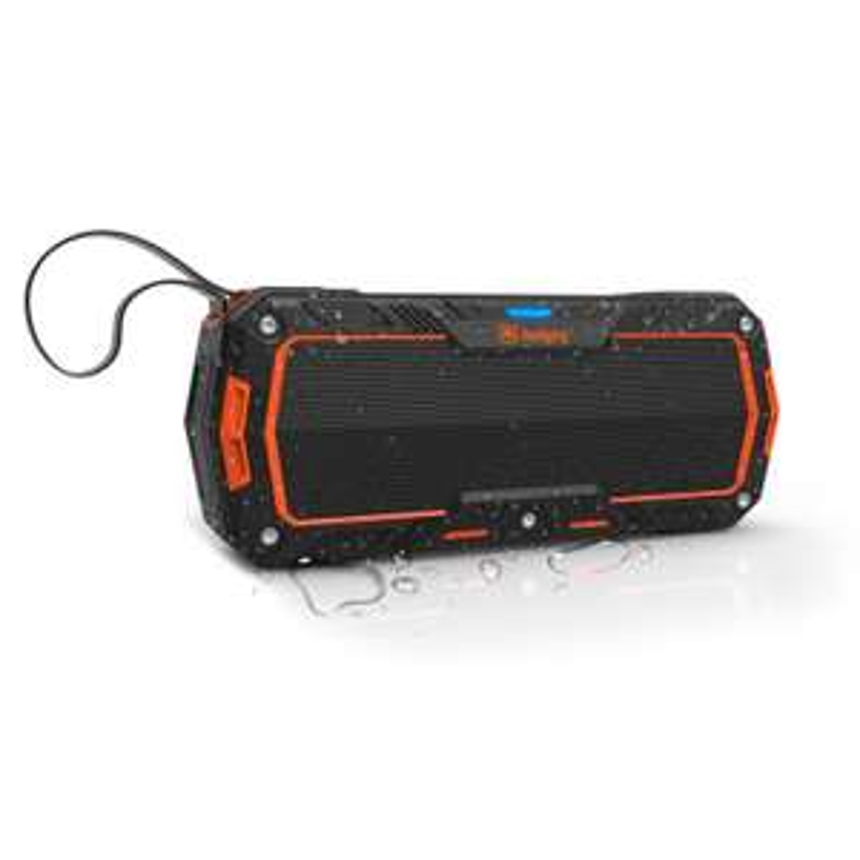 Amazon Angebot: Jackery Boom Bluetooth 4.1 Lautsprecher (IP65, Dual 5W, 2000 mAh Akku) für 17,59€