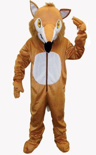 Dress up America Toddler T4 Furry Fox Costume Set  PVG 38,45€   WHD Amazon UK