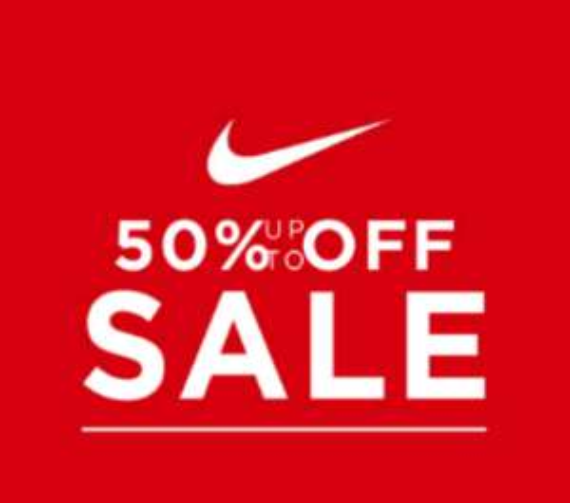 [Lokal DOC - NIKE ] Nike 30% - 50% auf fast alles