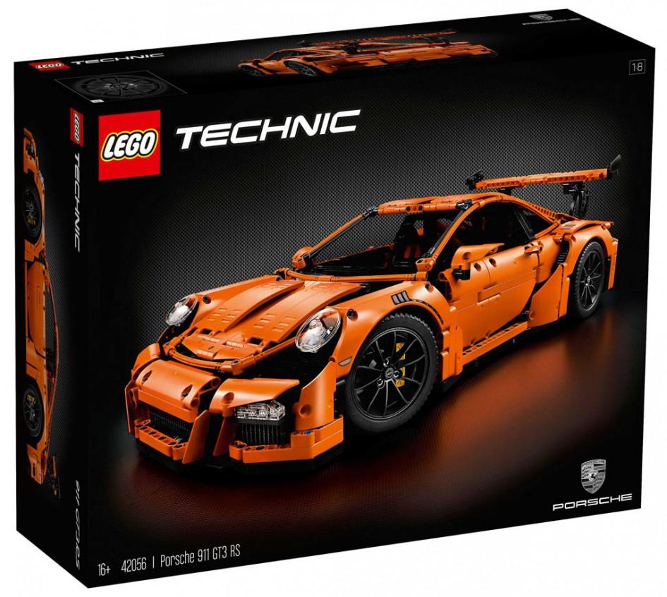 [METRO] LEGO 42056 Technic Porsche GT3 RS für 190,40€ brutto