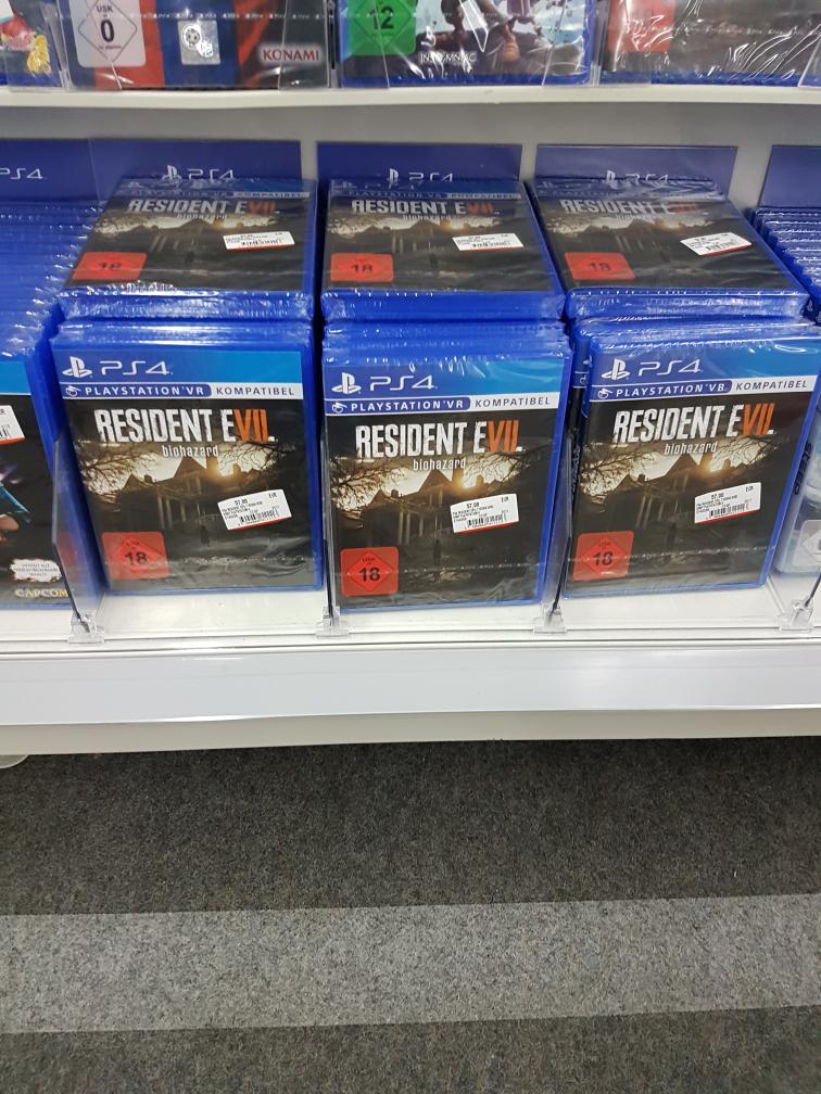 Resident Evil 7 Ps4 Mediamarkt Jena