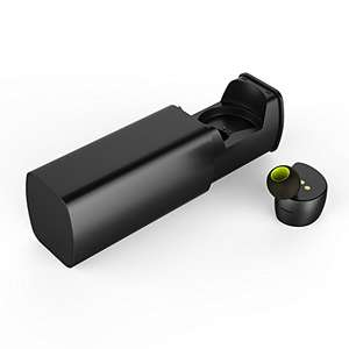 BlackCube Bluetooth 4.1 Kopfhörer Ear Piece w / Mic 390 mAh + Powerbank für 15,46 € statt 20,62 €