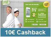 FYVE Prepaid-Simkarte für 5€ mit 10€ Cashback+ 1 Monat kostenlos im D2 Netz surfen!