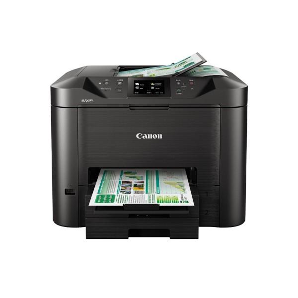 Canon Maxify MB5450 - günstigster Preis + Promotion (Readiris 15 Pro) + Garantiverlängerung auf 3 Jahre!