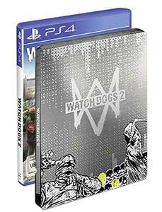 Watch Dogs 2 inkl. Steelbook Edition (PS4/PC/Xbox One) für 34,99€, Titanfall 2 (PS4/Xbox One) für 34,99€ bei Amazon