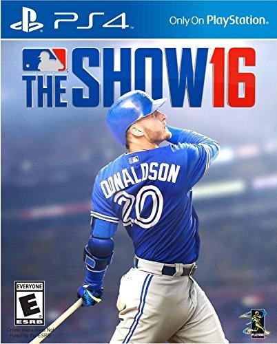 The Show 16 PS4 (Baseballgame) bei Amazon.com ca. 24 Euro
