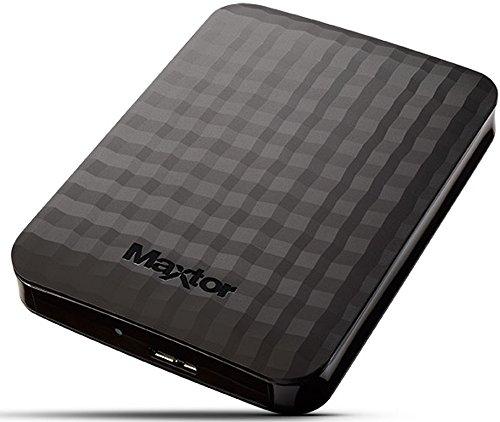 "Amazon: Maxtor M3 4 TB - externe 2.5"" Festplatte, USB 3.0, schwarz - STSHX-M401TCBM"