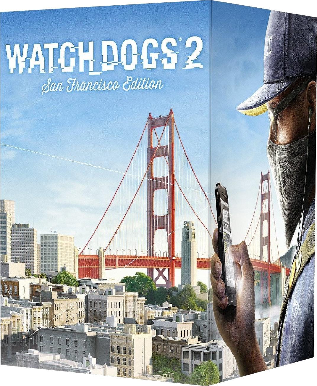 Watch Dogs 2 San Francisco Edition PS4 und Xbox One für 39,42€ + 100 Club Coins oder 49,27€ ohne Coins @ Ubisoft