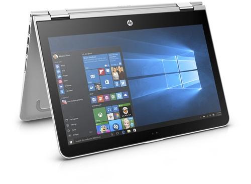 "HP Pavilion x360 13"" 13-u000ng Convertible Notebook (i3-6100U, 8GB RAM, 1 TB HDD, Windows 10 Home) im HP Education Store"