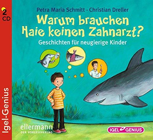 [Amazon.de] Warum brauchen Haie keinen Zahnarzt [2 Audio-CDs] für 4,99 € (Primekunden versandkostenfrei)