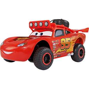 Dickie Toys Cars RC Off Road Lightning McQueen