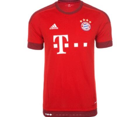FC Bayern Trikot 15/16 home oder away 10€ Karstadt sports Hanau