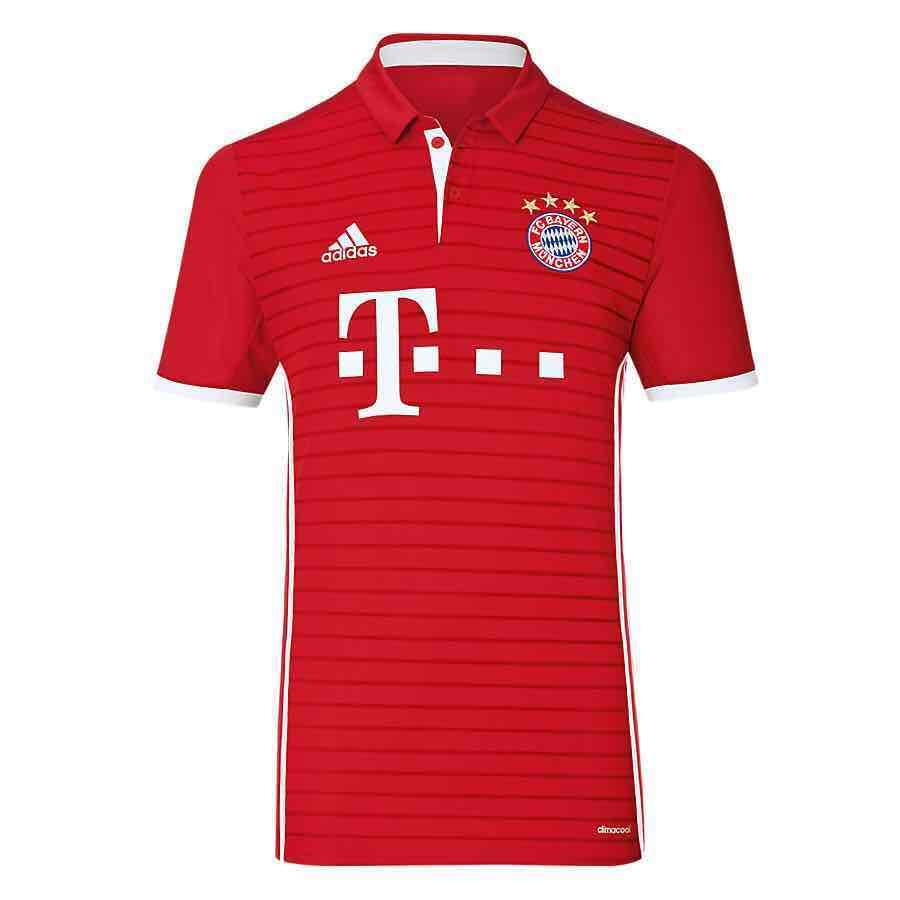 [Amazon Prime] FC Bayern München Heimtrikot 16/17 M und L ab 28,94 €