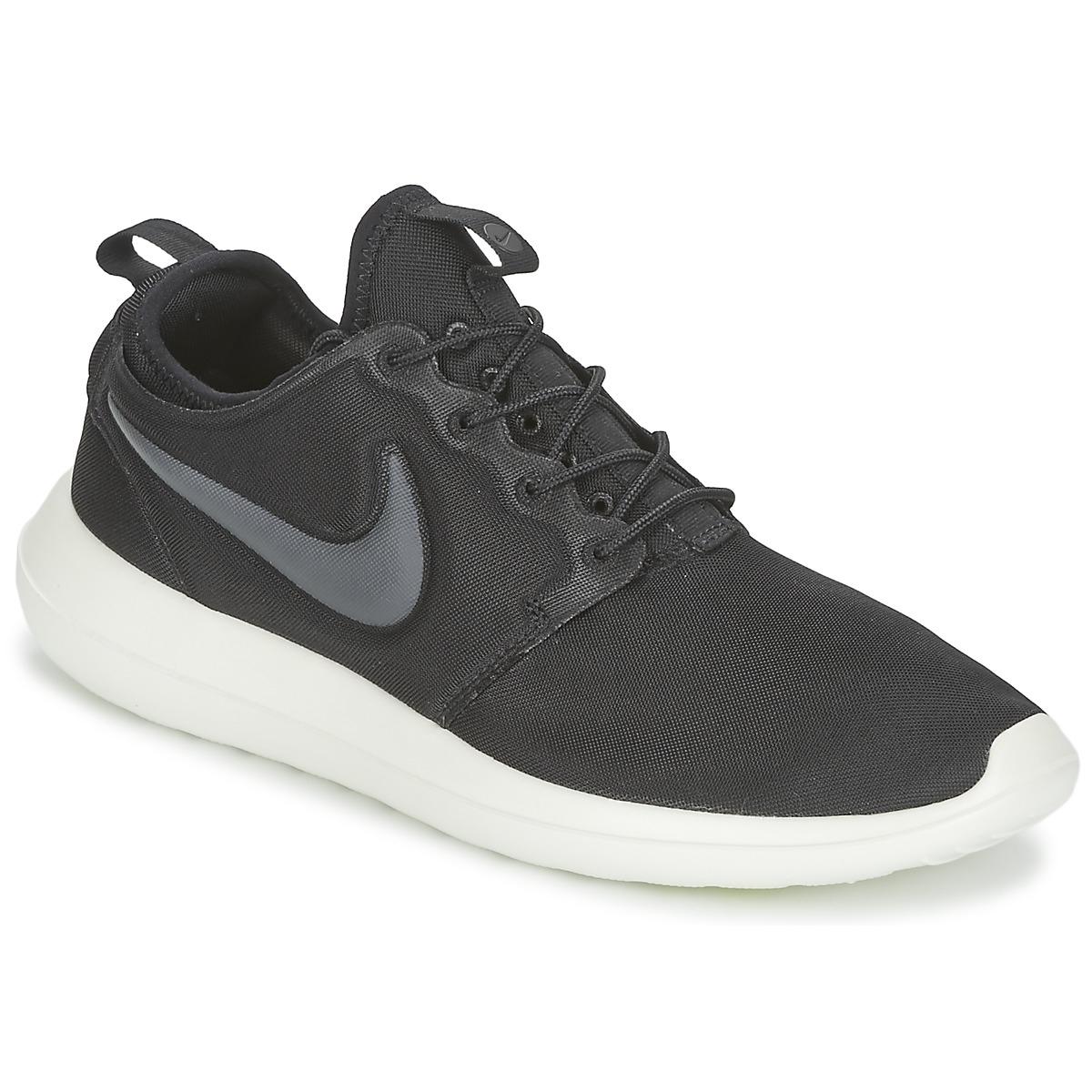 [spartoo] Nike Roshe Two in schwarz für 40 in vielen Größen durch Umfrage-Gutschein