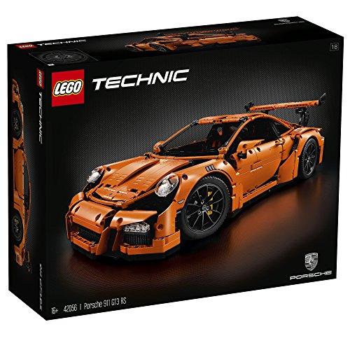 [AMAZON UK] LEGO 42056 Technic Porsche GT3 RS für ca. 204€ und LEGO 42054 Technic CLAAS XERION 5000 für ca. 108€