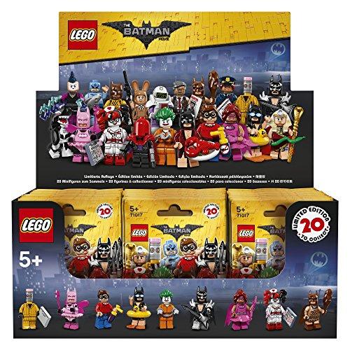 [Amazon Italien]  Preisfehler? LEGO® Batman Movie Minifiguren Serie 60er Box für nur 12€ zzgl. Versand