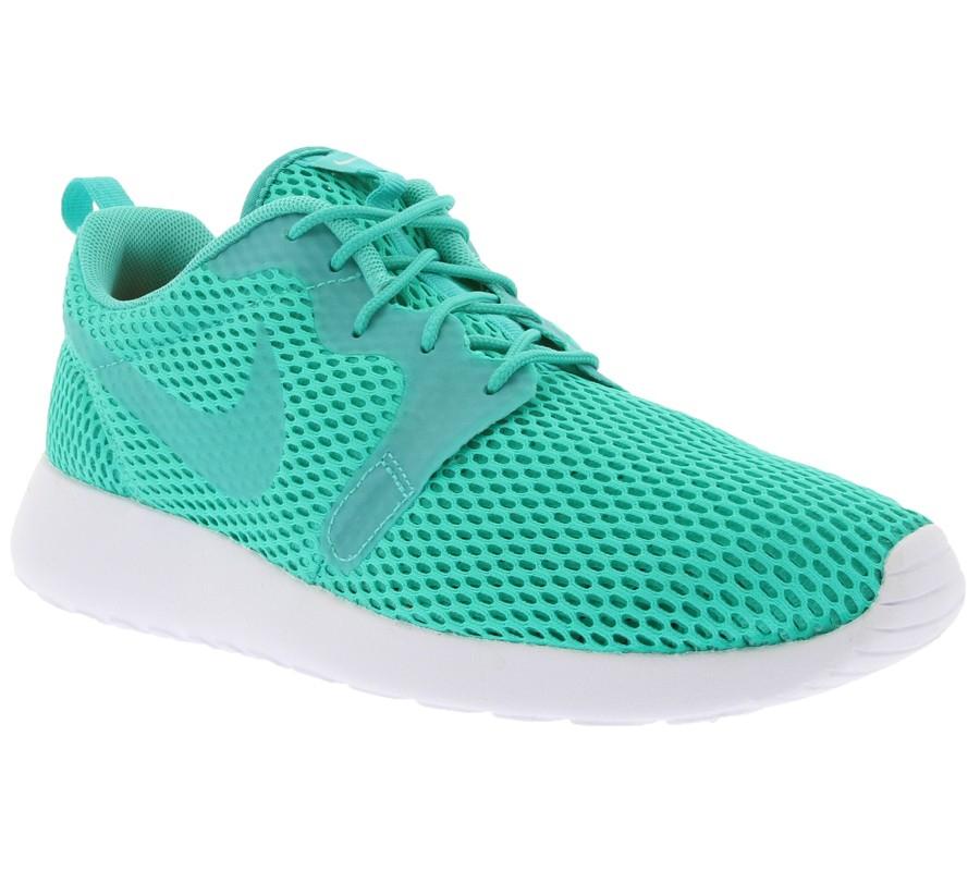 ( Outlet46 ) NIKE Roshe One Hyper Breathe Herren Sneaker Grün 34,99€